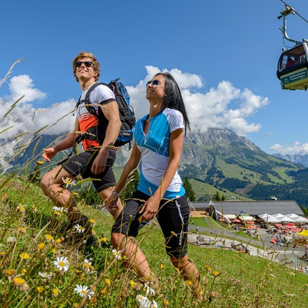 wandern in maria alm mit den sommerbergbahnen. Black Bedroom Furniture Sets. Home Design Ideas